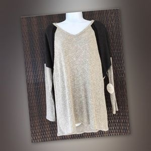 Tops - NWT Boutique Ribbed Top BOGO SALE